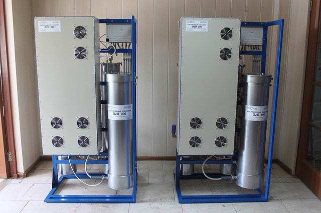 generátor ozonu