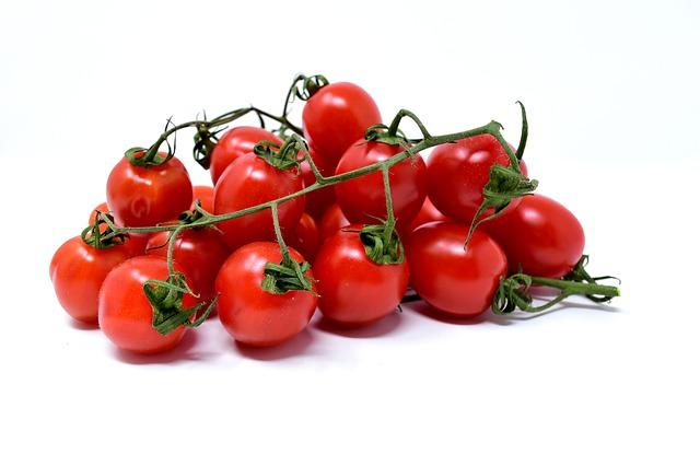 malá rajčátka