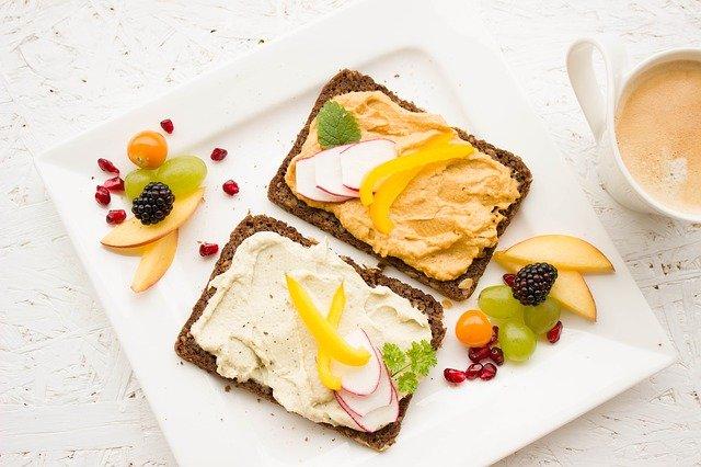 zdravé sendviče