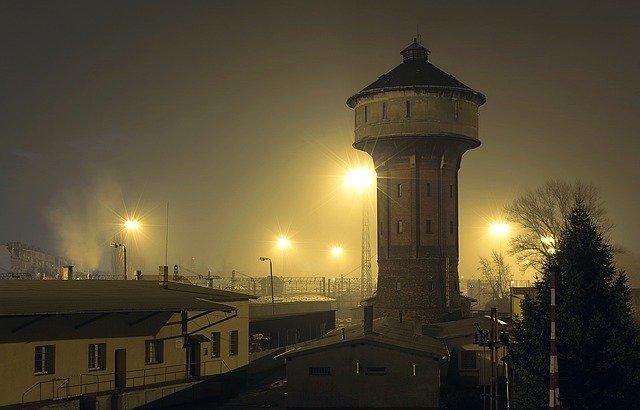 vodovodní věž