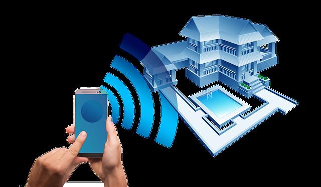 mobil a inteligentní domácnost