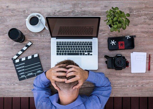blogger a scenárista