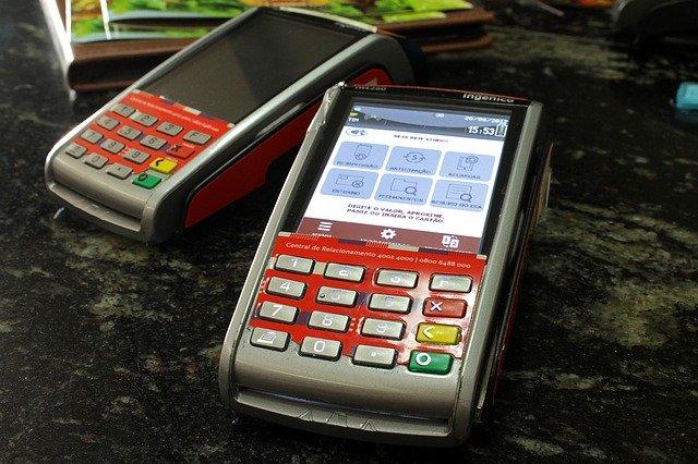 platební terminály