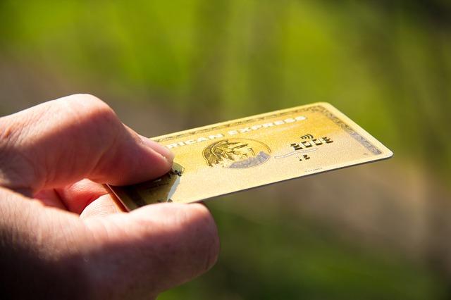 kreditní karta american express