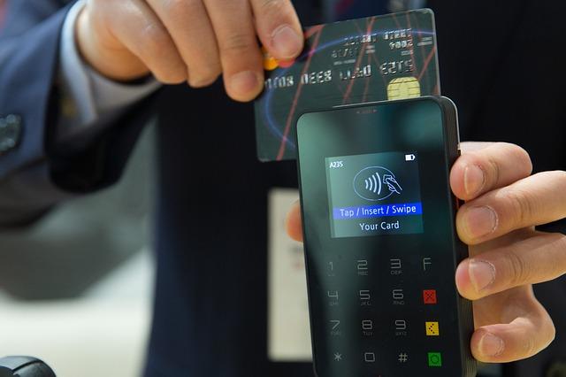 platba kreditkou